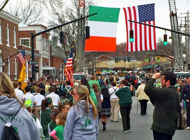 VIDEO/PHOTO GALLERY - 2017 Huntington St. Patrick's Day Parade
