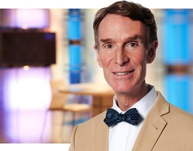Bill Nye the Science Guy @ Book Revue