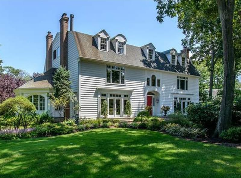 REAL ESTATE: Featured Property - Impeccable Colonial Near Lloyd Harbor Elementary School   Beautiful Village Victorian