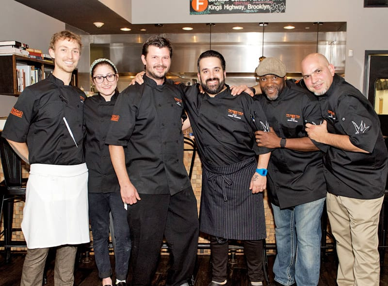 6 Acclaimed Long Island Chefs Join Knives For An Excellent Cause