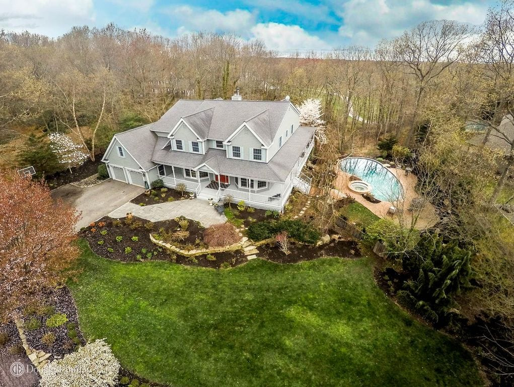 Real Estate | Featured Listing: Custom Built Center Hall Colonial in Centerport