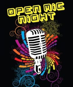 Open Mic Night @ Crabtree's
