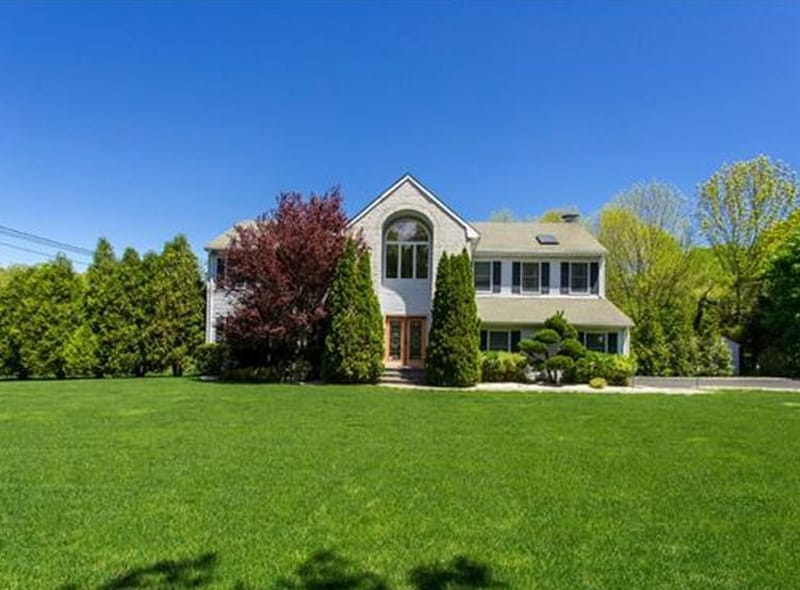 Real Estate | Light-Filled Colonial in Greenlawn