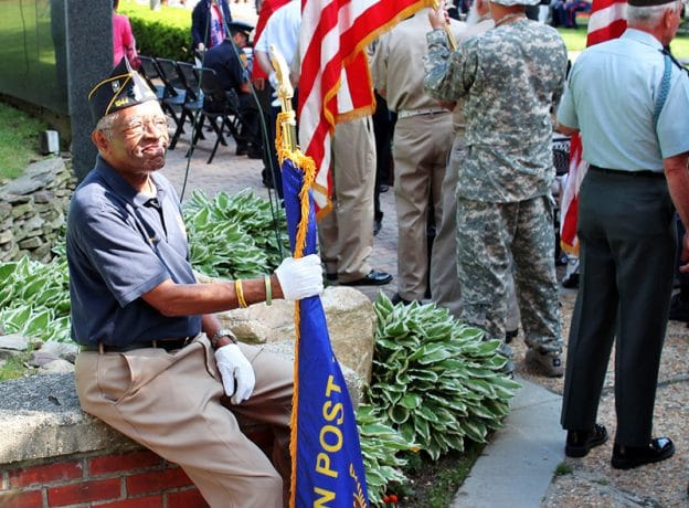 Photo Gallery: Memorial Day Observance in Huntington