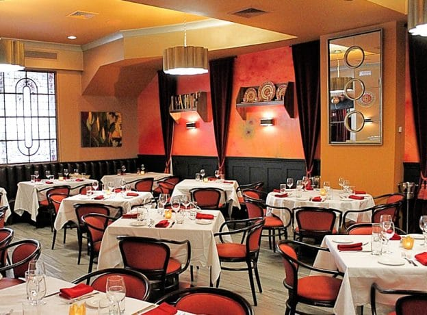 CONTEST TIME: Enter to WIN a Chef's Seven Course Tasting Menu for Two - Including Wine Pairing - at Red Restaurant ($480 Value)!!