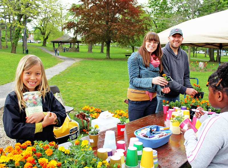 PHOTO GALLERY: 17th Annual Tulip Festival at Heckscher Park