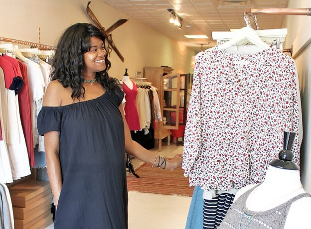 Celebrity stylist brings Madison Avenue fashion to Huntington Village!