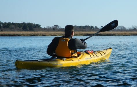 Guided Kayak Tour in Cold Spring Harbor