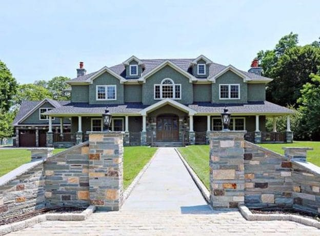 Real Estate: Spectacular New Construction on a Quiet and Convenient Huntington Lane