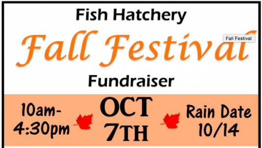 Fall Festival at Cold Spring Harbor Fish Hatchery