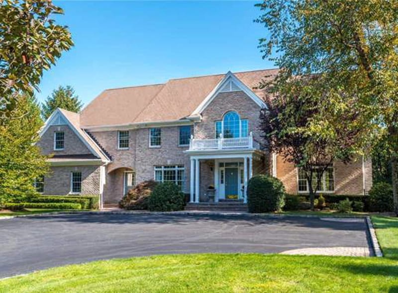 Real Estate: Impeccable Brick-Cedar Colonial In a Desirable Cold Spring Harbor Neighborhood