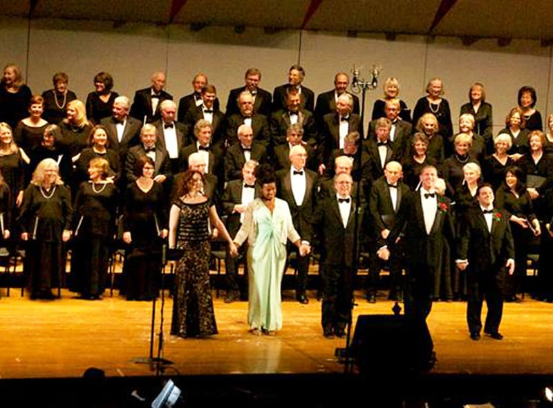 Don't Miss These 2 Huntington Choral Society Holiday Season Live Music Events