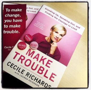 Author Cecile Richards in Conversation with Alice Hoffman - Book Revue