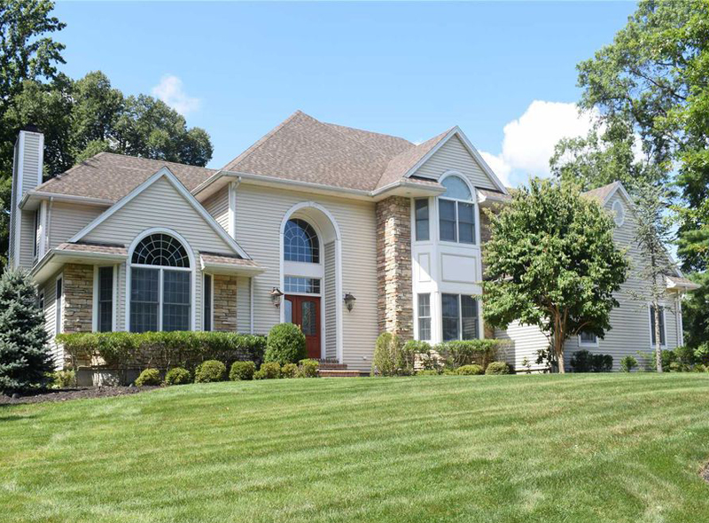 REAL ESTATE: Custom Built Colonial In Beautiful Old Chester Hills Section Of Huntington