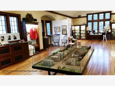 Monthly Gallery Tour and Talk - Northport Historical Society