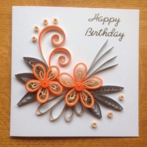Harbor Nights - Card Quilling - Cold Spring Harbor Whaling Museum