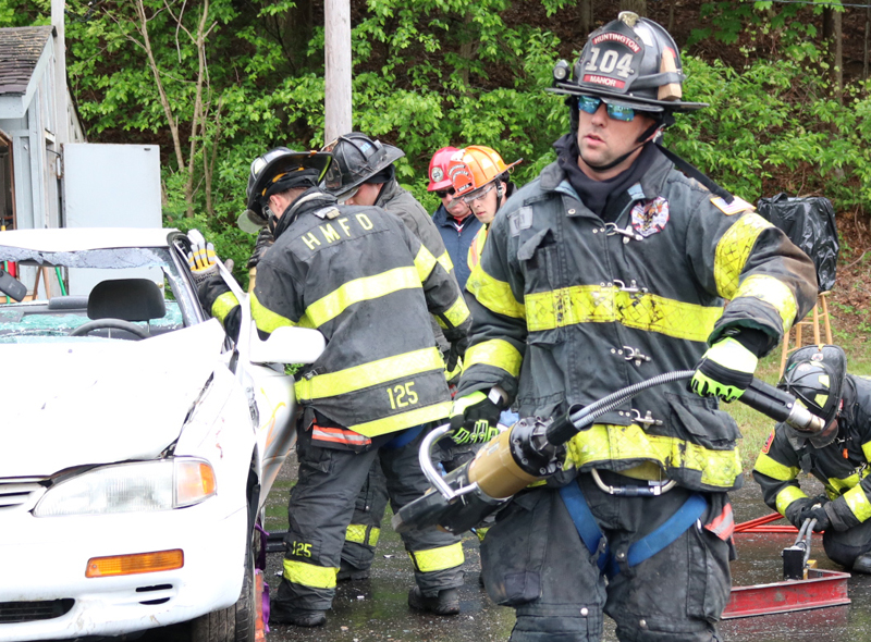 PHOTO GALLERY: 11th Annual Chuck Varese Vehicle Extrication Tournament