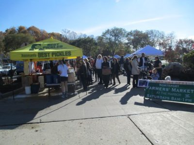 Northport Farmers Market : Every Saturday!