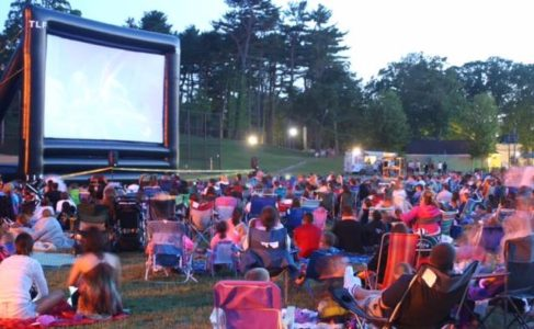 Movies on the Lawn Featuring Despicable Me 3!!