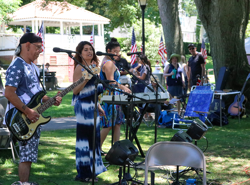 Photo Gallery: Northport Arts Coalition Presents Sunday Art In The Park 2018