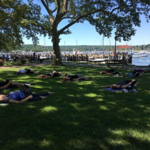 Yoga in the Park - Northport
