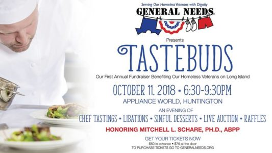 Tastebuds Presented By General Needs Ltd.