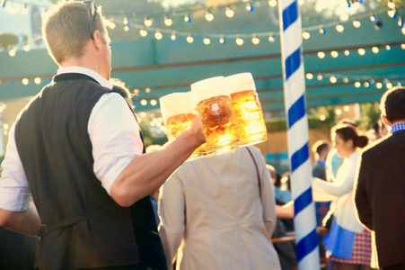 Oktoberfest at the Paramount