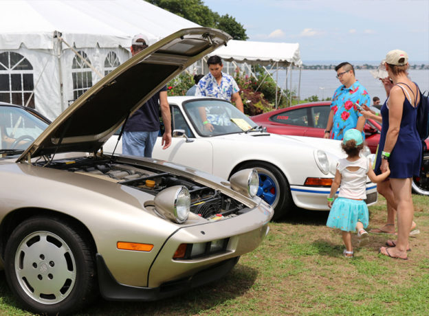 Photo Gallery: Metro New York Porsche Club of America at the Suffolk County Vanderbilt Museum and Planetarium