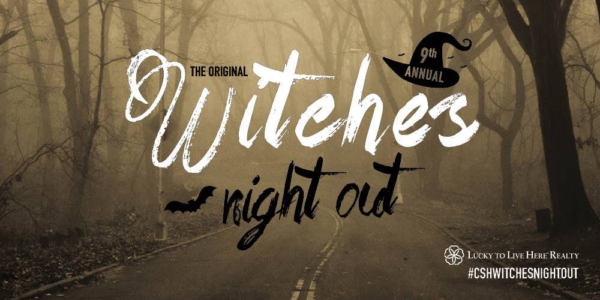 9th Annual Witches Night Out