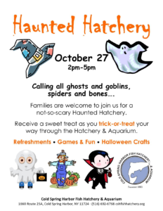 Haunted Hatchery