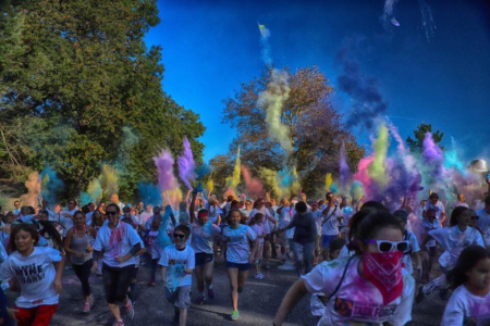 Rap Week 2018 - Color Run
