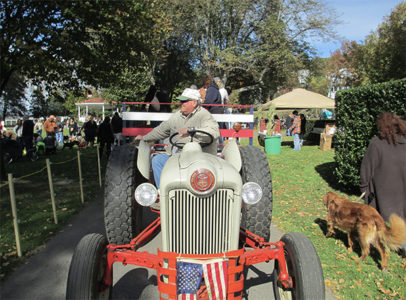 Northport Halloween Hayride