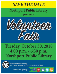 Volunteer Fair