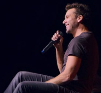 "Dane Cook ""Tell it Like it is"" at the Paramount"