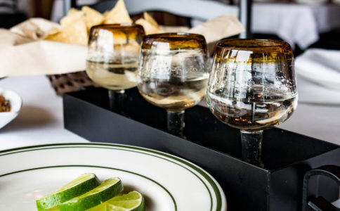 VIP Tequila Paired Dinner at Besito