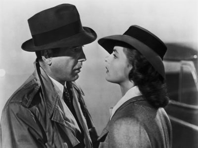 Casablanca - Valentine's Day at Cinema Arts