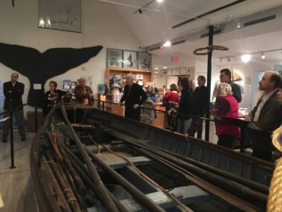 Heroine's At The Helm - CSH Whaling Museum
