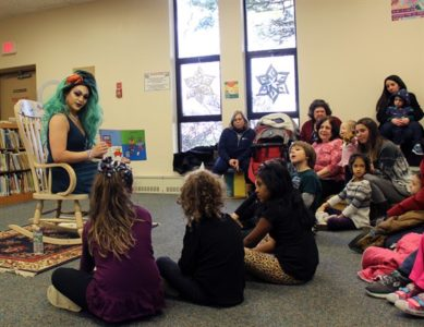 Drag Queen Story Hour with Bella Noche