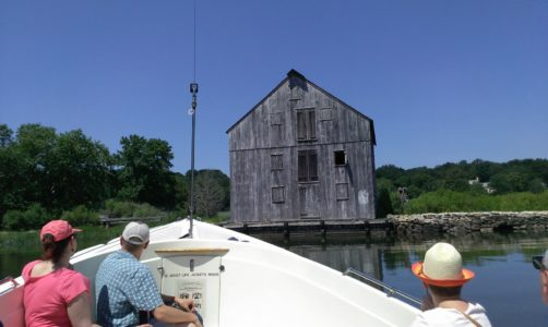 Tour of the Historic Van Wyck-Lefferts Tide Mill