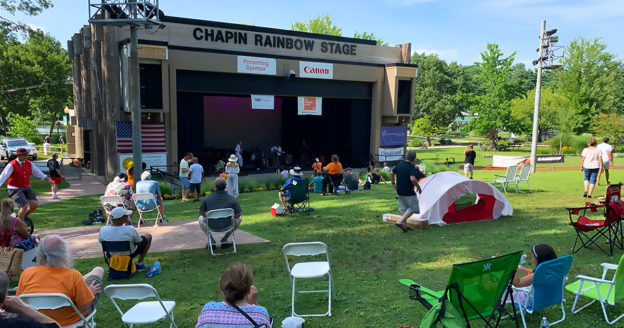 Huntington Summer of Hope Festival - Performance Schedule