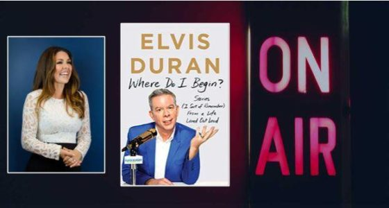 Z100's Elvis Duran at Book Revue