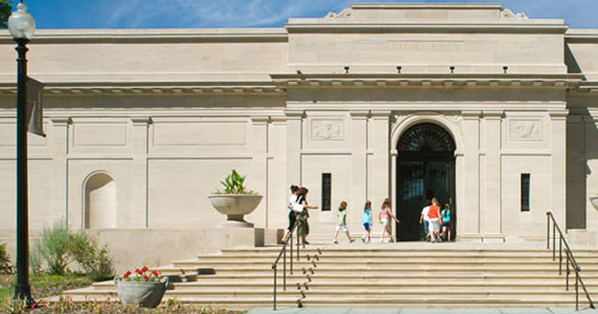 Family Activity Kits Available At Heckcher Museum of Art