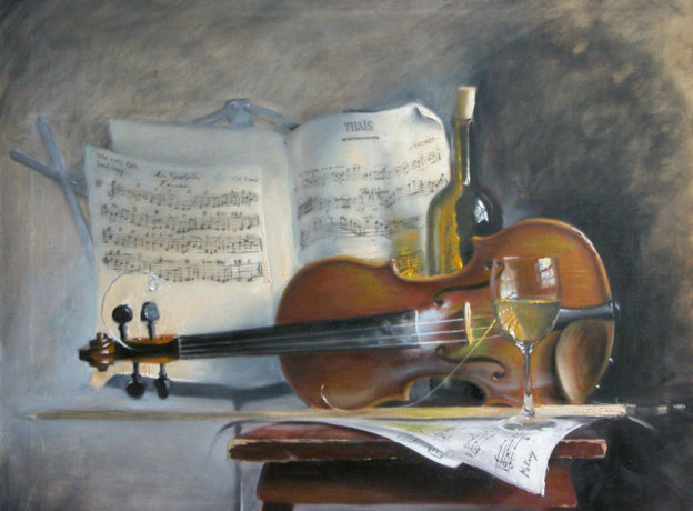 """CALL TO ARTISTS: Juried Exhibition- """"Sights and Sounds : Rhythms and Scales"""" 