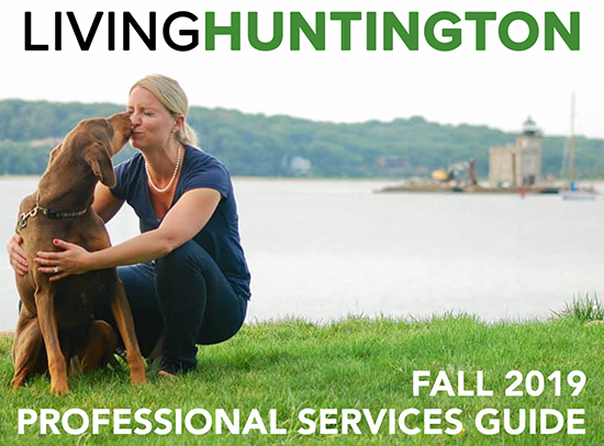 Living Huntington Fall Professional Services Guide