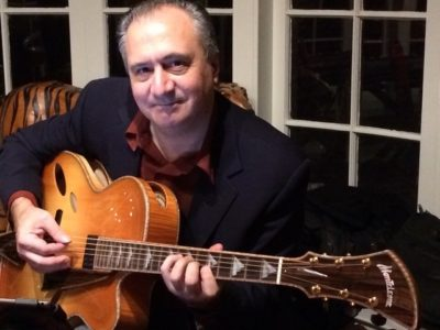 First Friday Series with the Steve Salerno Jazz Band