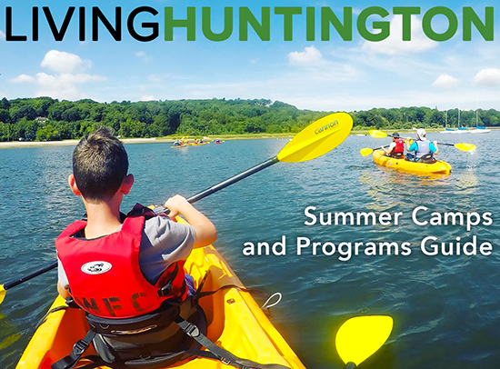Living Huntington NYT Summer Camp Guide - Long Island
