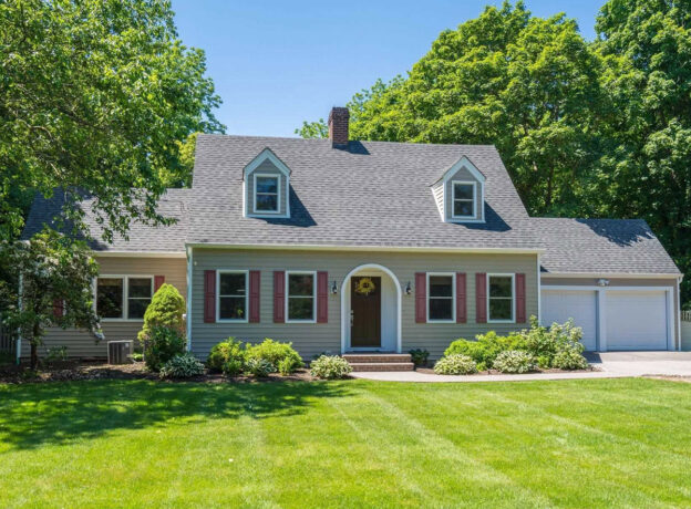 REAL ESTATE: Completely Updated & Charming Expanded Cape in Huntington