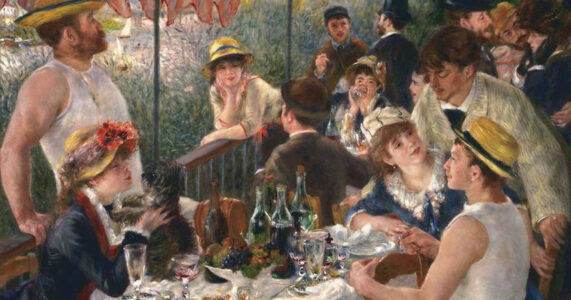 Virtual Screening: The Impressionists and the Man Who Made Them: Exhibition on Screen
