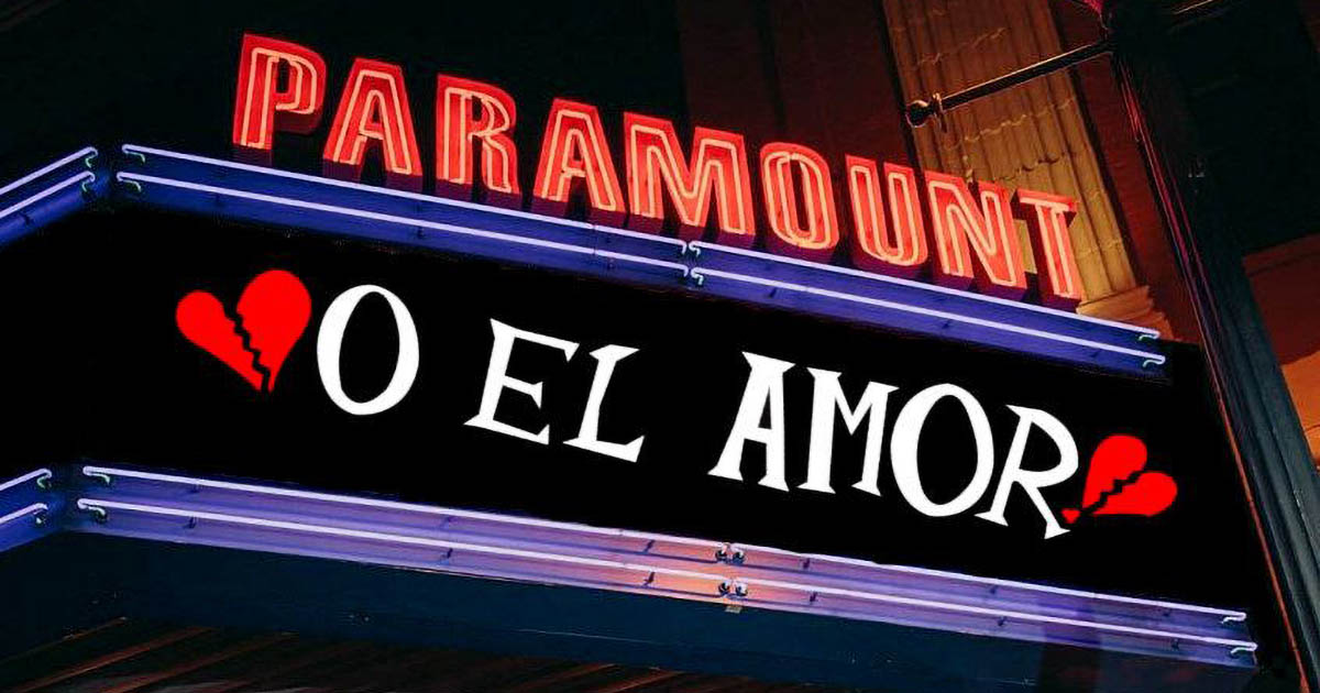 Under the Marquee with O El Amor