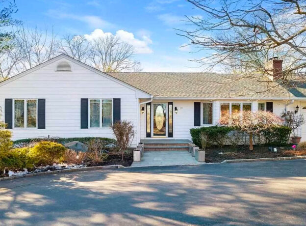 REAL ESTATE: Beautifully Renovated Ranch with Pool in Drohan Woods